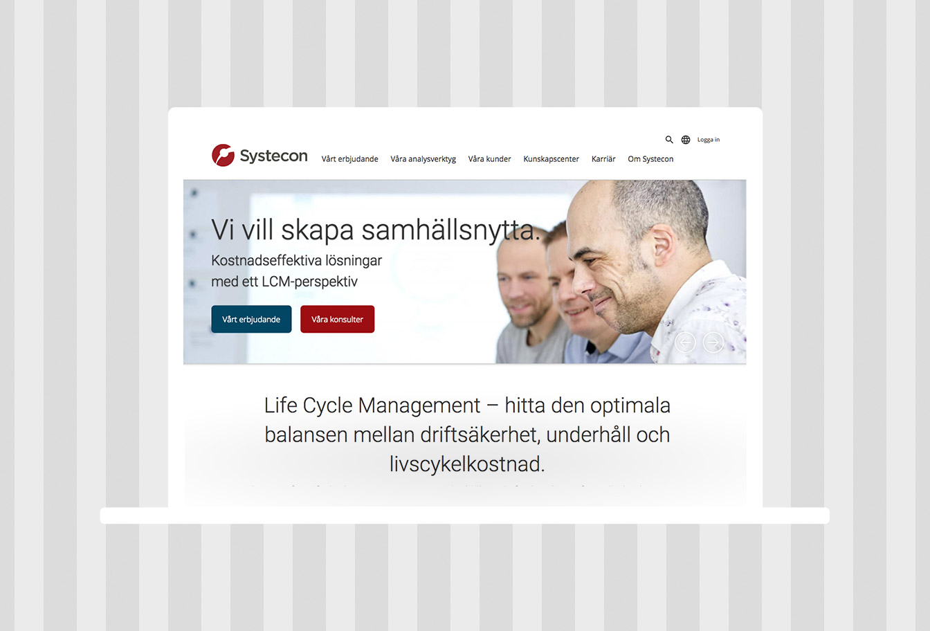 Systecon Drupal Exempel